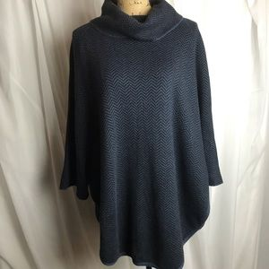 Loft Oversized Pullover Sweater/Poncho